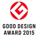 logo Good Design Award 2015