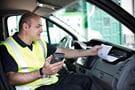 Equipos portátiles para profesionales de sector transporte