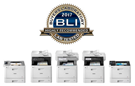Impresoras Brother ganadoras de premio BLI 2017