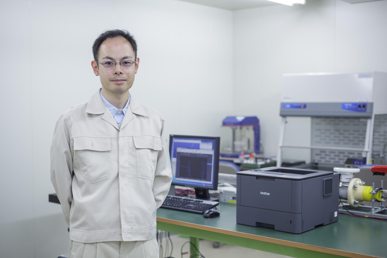 Norio Uchida ari flow technology in office environment