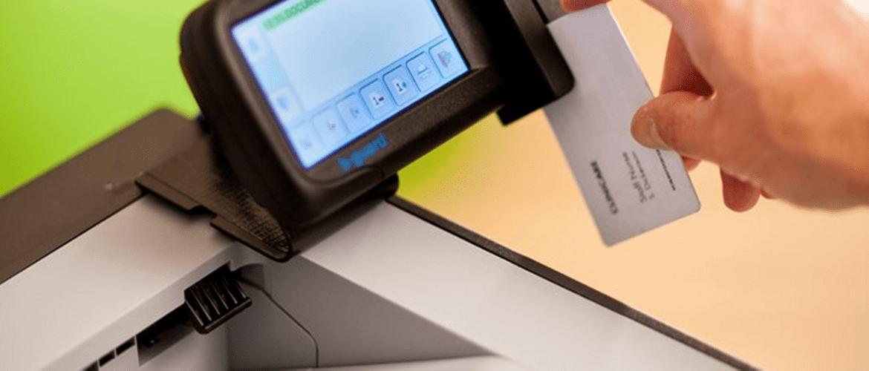 Tlače cez ID kartu