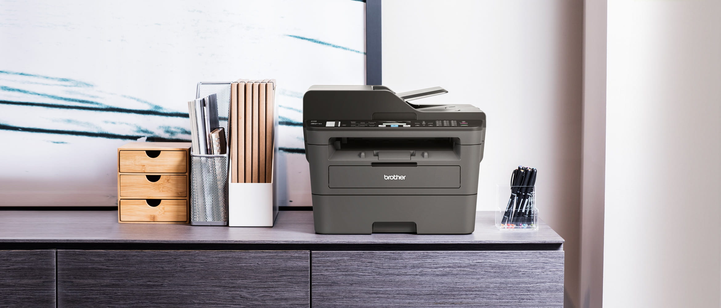 Brother Multi-Function Colour Printer