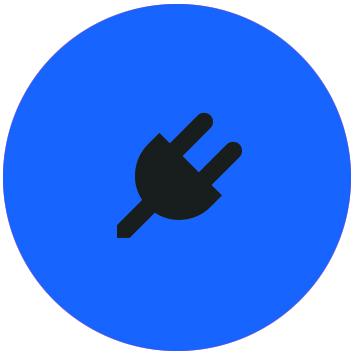 Ikona prilagodljivi ID-trakovi posebej zasnovani za varno ovijanje okoli žic in kablov