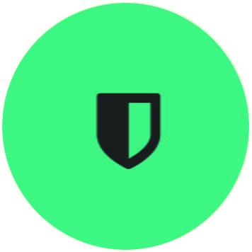 logo sikkerhets merking med tape