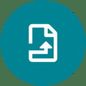 Ikon av et dokument