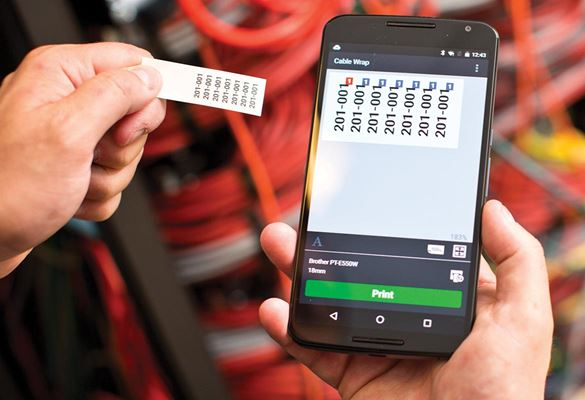 Cable-label-tool-app