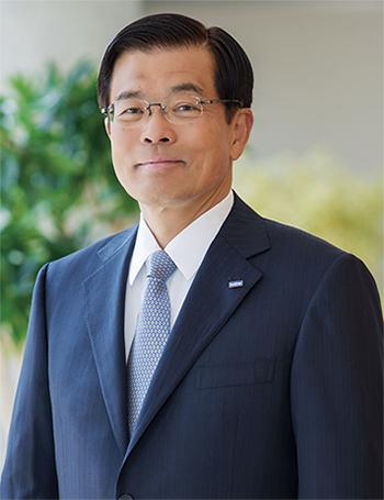 Brother Präsident Toshikazu Koike