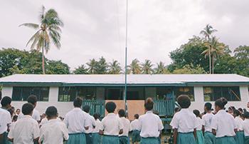 Etická politika - dětská škola Gadaisu