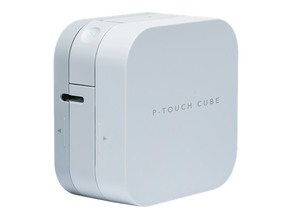 Brother P-touch CUBE P300BT label printer