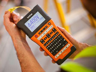 Drukarka etykiet Brother P-touch E550
