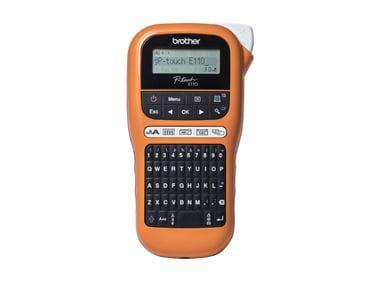 PT-E110 Мобилни принтери за маркиране на кабели