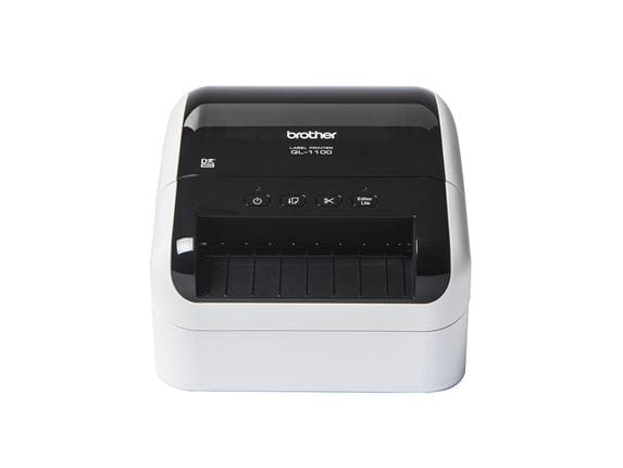 Brother QL-1100 series label printer for healthcare
