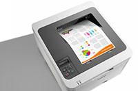 Barevný výtisk na barevné laserové tiskárně HL-L3210DW
