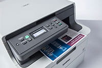 MFC-L3710CDW multifunction colour LED printer with colour print out