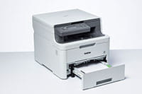 DCP-L3510CDW barvna večfunkcijska naprava z odprtim pladnjem za papir