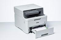 Barevná multifunkční tiskárna DCP-L3510CDW s otevřeným zásobníkem papíru