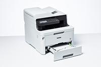 MFC-L3770CDW barvna večfunkcijska naprava z odprtim pladnjem za papir
