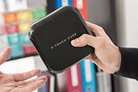 elegantan dizajn P-touch Cube Plus