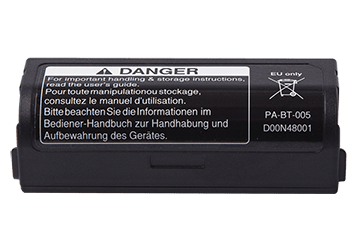 PA-BT-005 Li-ion batéria pre tlačiareň štítkov P-touch CUBE