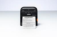 Мобилен принтер RJ3035B или RJ3055WB отпечатва разписка в студио
