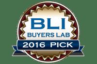 Buyers Lab BLI 2016 Summer Pick Award icon logo