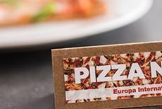 VC-500W štítek pro pizzu