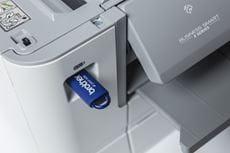 MFC-J6945DW - detail připojeného USB Flash disku
