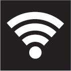 Logo for trådløst nettverk