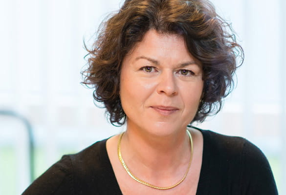 Carole Hercend, Directrice des Ressources Humaines