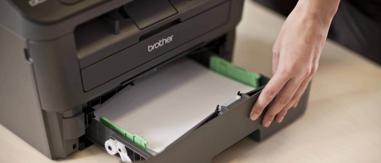 Choix du papier à imprimer Brother