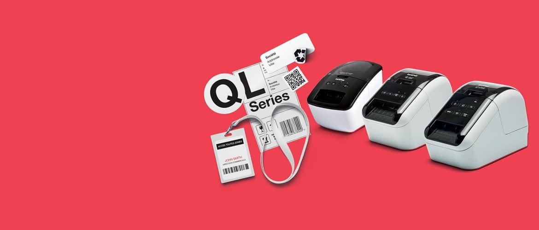 Promotion jusqu'à 60 euros sur une sélection d'imprimantes d'étiquettes