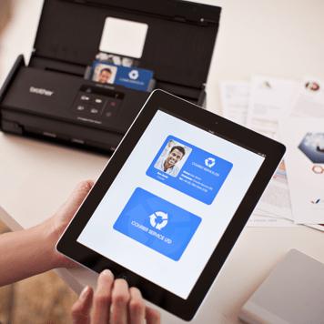 Le logiciel Abbyy est compatible avec les scanners Brother