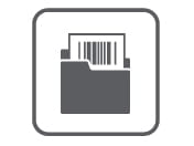Icône Barcode utility