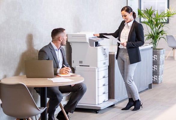 Imprimantes et imprimantes multifonctions Brother pour les entreprises