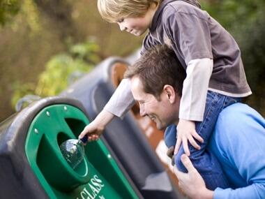 Recyclage pour un meilleur environnement Brother