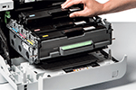 toner consommables
