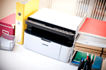 Imprimante multifonction laser DCP-1510 de Brother
