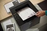 Profitez des vitesses d'impression de 40ppm de l'imprimante laser HL-L5100DN