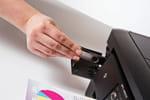 Utilisez une USB ou une carte mémoire avec votre imprimante