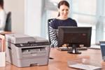 Imprimante noir et blanc laser multifonction MFC-L2700DW de Brother