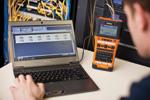Utilisez le logiciel P-Touch Editor avec l'étiqueteuse PT-E550WVP pour plus de productivité