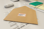 Imprimante d'étiquettes professionnelle QL-810W de Brother