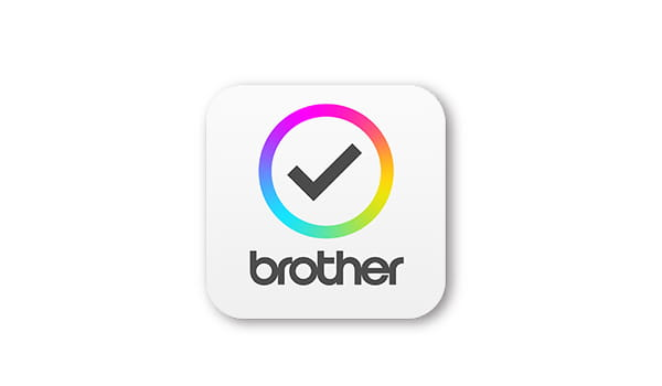 Logo application Brother my supplies
