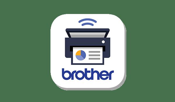 Logo de l'application Brother Mobile Connect