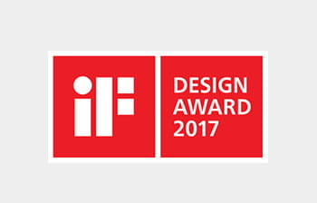 iF Design Award 2017 logo