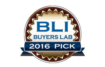 BLI Buyers Lab 2016 Pick Award logo