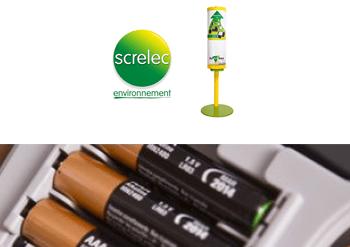 Recyclage piles et batteries