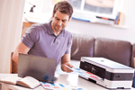 L'imprimante multifonction MFC-J4420DW, parfaite pour le home office