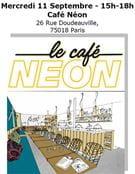 Un événement créatif autour des étiqueteuses Brother au café Néon