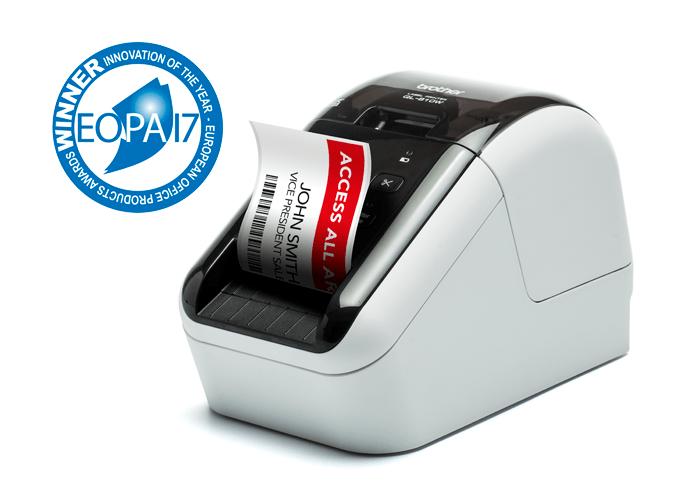 Prix de l'innovation pour les étiqueteuses QL-800